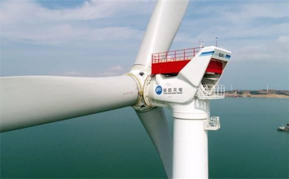 明阳智能中标33亿元海上风电机组 海上风电进入装机高峰