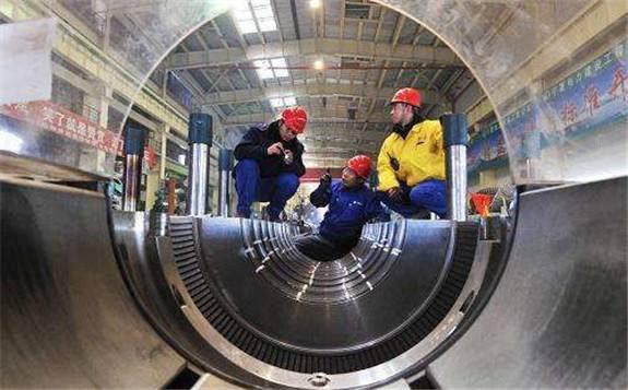 国内首家百万间接空冷智慧电厂两台机组在宁夏投产