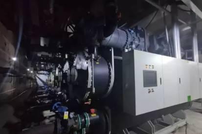 国内最大污水源热泵供热项目运营满一年!实现供热6600余户