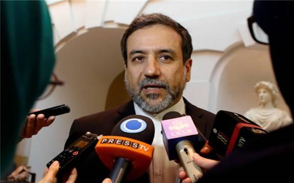 """伊朗副外长表示:伊朗""""准备完全遵守""""与伊核问题六国的核协议"""