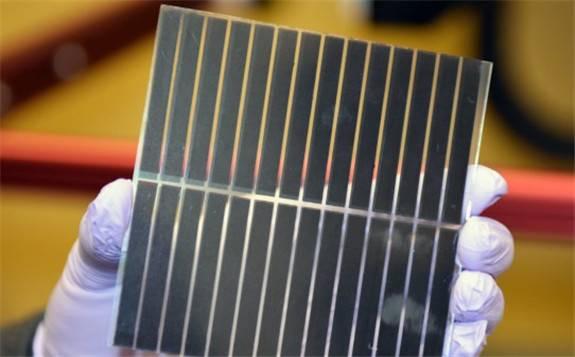 钙钛矿太阳能电池的制备取得新的进展