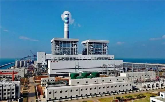 大唐国际雷州电厂2号机组顺利通过168小时满负荷试运行
