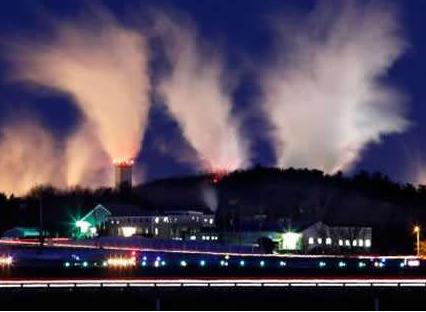 调查数据显示:美国加州甲烷点源排放的最大来源是填埋场