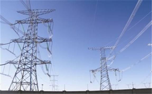 国家电网张北柔性直流电网试验示范工程全线架通