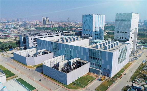 黄埔天然气热电联产项目1号机组通过168小时满负荷试运行