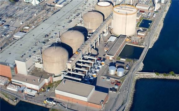 全世界最大核电厂之一:加拿大彼克令核电厂状况警报为误发