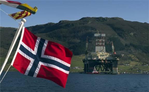挪威石油产量将在未来五年内增长44%