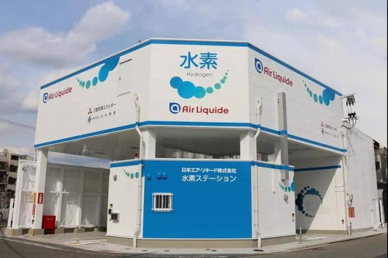 日本力推低成本制氢 有望实现每立方米最低1.04元制氢成本