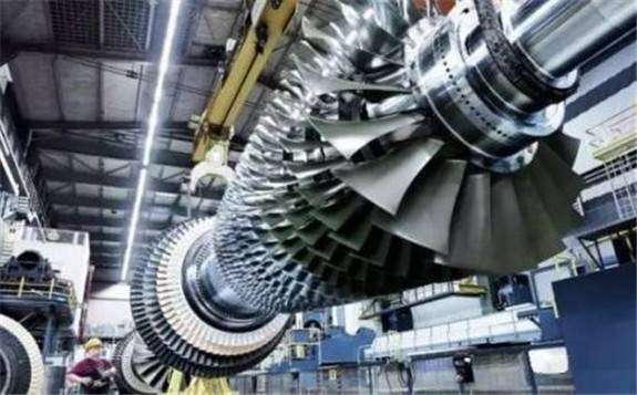 全国首个国产化燃气轮机分布式能源站项目在鞍开工建设