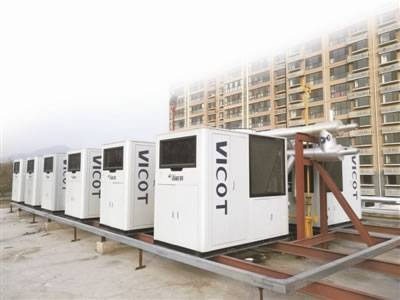 新型燃气空气源热泵技术为清洁供暖开辟新路