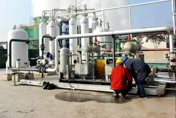 兖矿国宏变压吸附装置试车成功 出氢气纯度高达99.997%