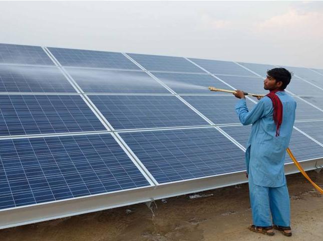 印度可再生能源发电获得快速增长 继续推广离网电气化解决方案