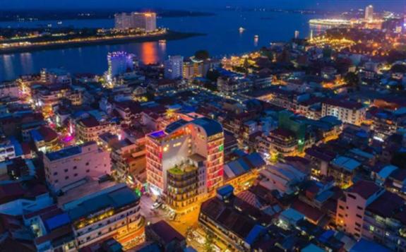 中国华电与柬埔寨合作西港700MW燃煤发电厂正式动工兴建