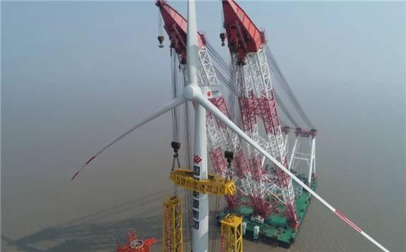 2020年风机产能之争:叶片