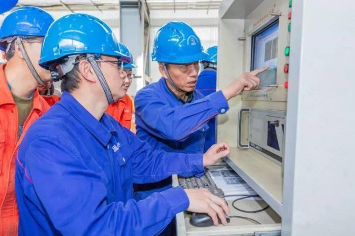 """全球首台:白鹤滩水电站百万千瓦水轮发电机组转轮在""""零配重""""下通过验收"""