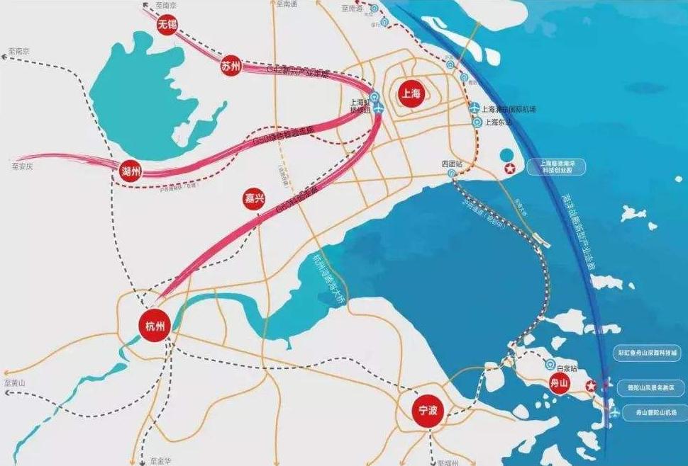 让跨江输电通道助力长三角一体化发展