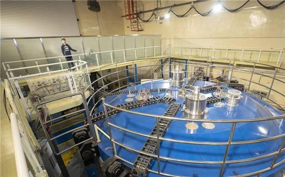 中国核工业创建65周年 在建核电规模世界第一