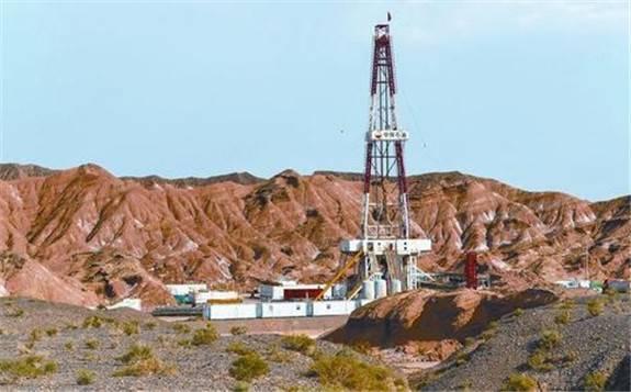 中国石油重点风险探井轮探1井获得重大发现
