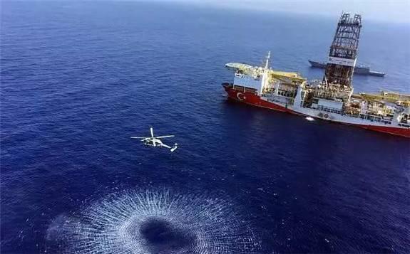 """塞浦路斯抨击土耳其钻探油气行径 指控其为""""海盗国家"""""""