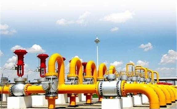 中俄东线天然气向哈尔滨市分输供气