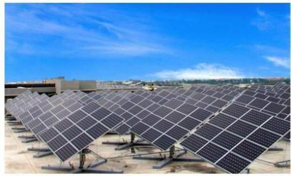 湖南火电中标迪拜950MW光热光伏混合电站项目施工F标段工程