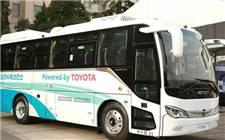 丰田与中国多家企业达成燃料电池技术合作 扩张在华氢燃料版图