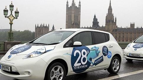 英国交通大臣:政府制定15亿英镑的电动汽车扶植战略