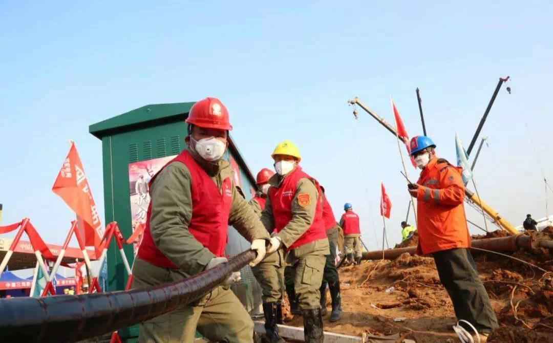 国电南自驰援武汉 确保雷神山医院建设用电100%可靠
