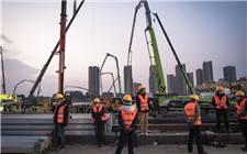 湘潭水电工程师驰援武汉火神山 凌晨3时踏上征程