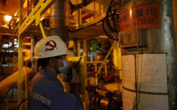 中国海油坚守大海为祖国多献石油 助力打赢疫情防控狙击战!