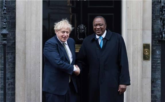 英政府承诺支撑非洲国家向清洁能源转型,但英非峰会能源交易中有90%是化石燃料