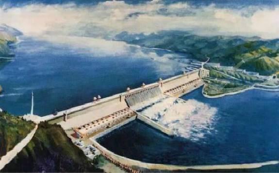 葛洲坝集团承建白鹤滩水电站稳步推进