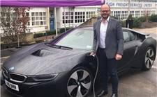 AFC能源企业推出电动汽车氢动力充电器 可随时随地充电