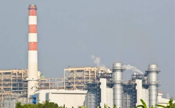 """中国电建在缅甸首个投资类燃气电站项目""""破土""""动工"""