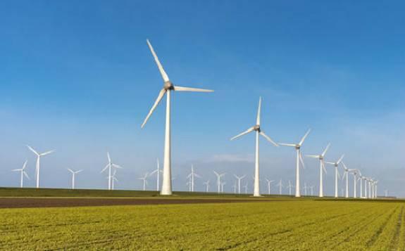 澳大利亚塔斯马尼亚州112MW风力发电场首台风机并网