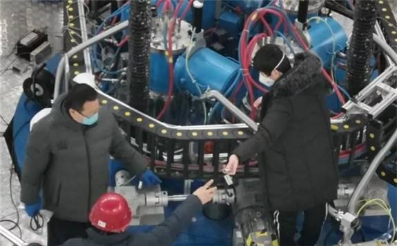"""中核集团""""质子治疗230MeV超导回旋加速器""""开始进入高频锻炼阶段"""