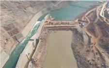 总投资74.23亿元的金沙水电站正式复工