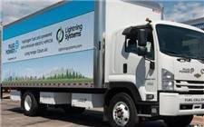 普拉格与Lighing System合作开发6级燃料电池商用卡车