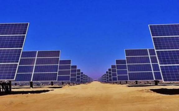 山东一建两座光伏电站实现顺利并网