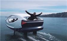 首次大规模使用零排放燃料的商业船:氢动力水上出租车