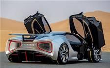 全球限量发售130台 地球上马力最大的纯电动超跑即将量产