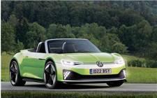 为与特斯拉Roadster竞争 大众计划推出采用高性能电池技术的电动跑车ID.R