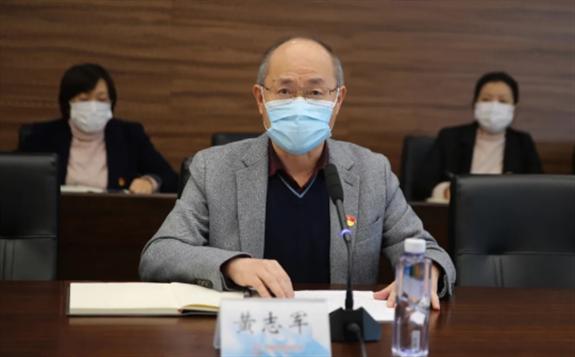 原霞浦核电总经理黄志军 任中核检修总经理