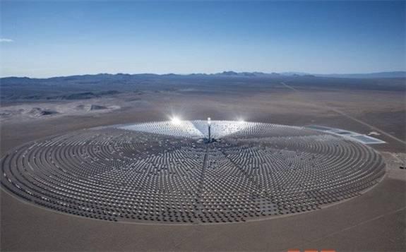 首航高科签订继续金塔熔盐塔式100MW光热发电项目投资合作协议