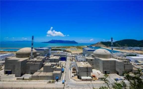 中国核电产量同比增长18%
