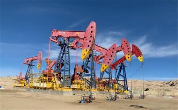 """青海油田目前已安全复工""""加速度"""",日均产气量达1340万立方米"""