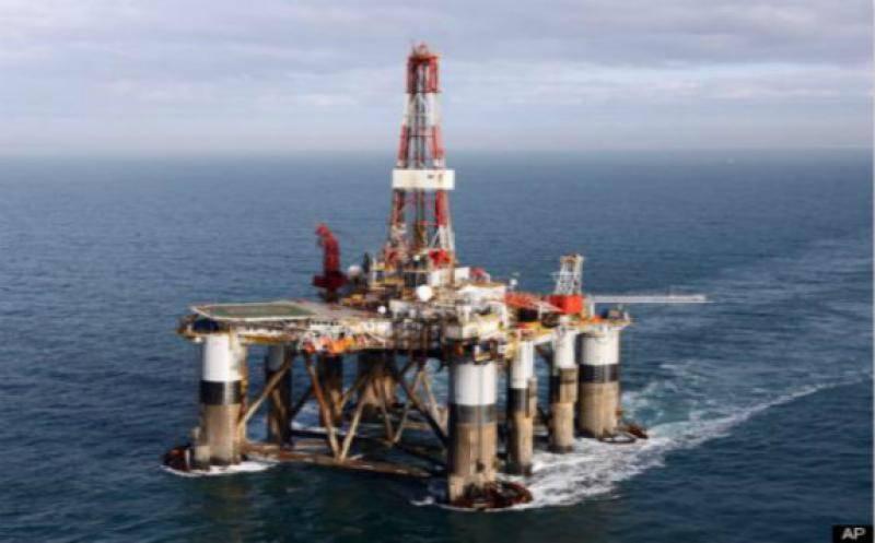"""黎巴嫩在危机中开始""""历史性""""海上石油钻探"""