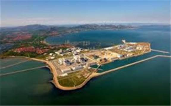 国家电投海阳核电1号机组首次换料大修顺利完成,一次并网成功!