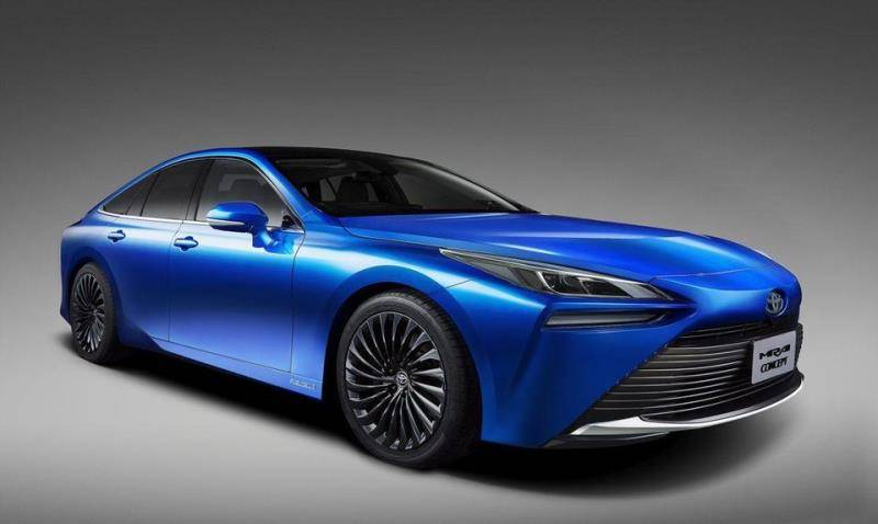 电动汽车正在大行其道 但丰田仍努力推动氢燃料电池汽车