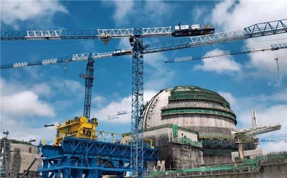 三代核电华龙一号全球首堆热态性能试验基本完成